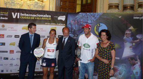 PPTValladolid padelgood Presentación de los VI Internacionales Ciudad de Valladolid