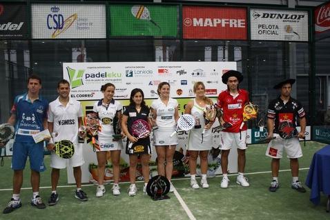 campon españa padelgood XXVII Campeonato de España de Pádel