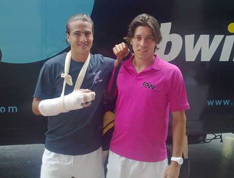 fede padelgood Fede Quiles, baja por lesión en los los XII Internacionales Castellón Mediterráneo