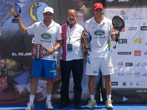 Volvieron Juan y Bela, campeones del Valladolid Open 2011