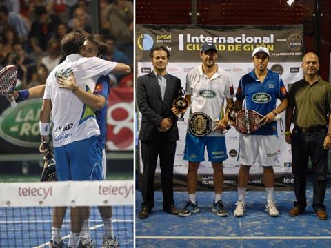 """campeones gijon padelgood Los """"reyes"""" del Principado."""
