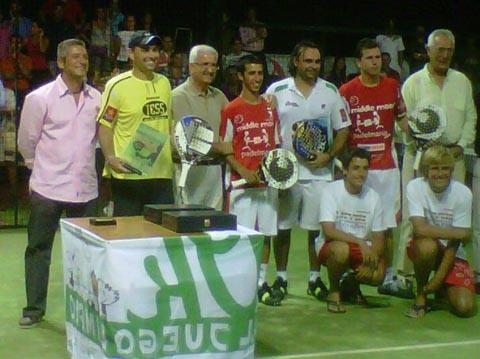 godo jordi chiclana padelgood Godo Díaz y Jordi Muñoz ganan los Internacionales de Chiclana. Avance.