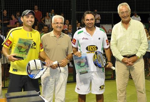 godo jordi internacionales padelgood Godo Díaz y Jordi Muñoz campeones de los XVIII Internacionales de España.