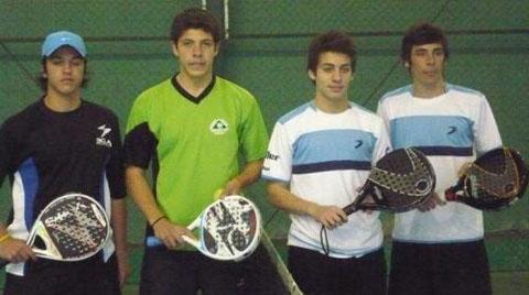 menores argentina padelgood Masters final del Circuito Oficial de Menores de la APA.