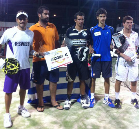 pitu gutierrez cartaya padelgood Pitu Losada y David Gutiérrez, campeones en Cartaya. Avance.
