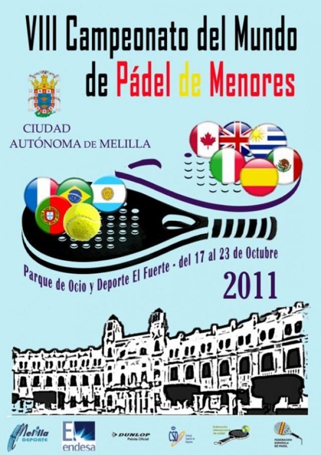 Campeonato Mundial de Menores 2011 Melilla Padelgood e1316201404124 Selección Nacional de Menores 2011. Uruguay.
