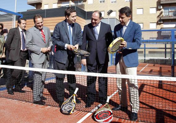 Centro deportivo El Caracol Valdemoro Padelgood La Comunidad de Madrid construye diez pistas de pádel