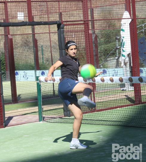 Jugadoras PPT padball Padelgood 3 El Padball llega a Ushuaia (Argentina)