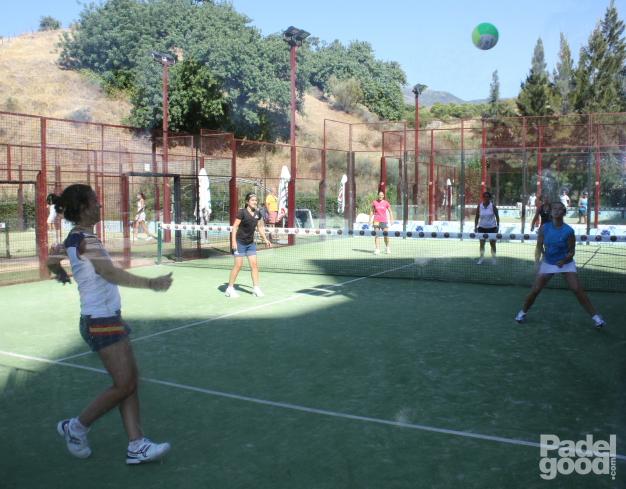 Jugadoras PPT padball Padelgood 4 El Padball llega a Ushuaia (Argentina)