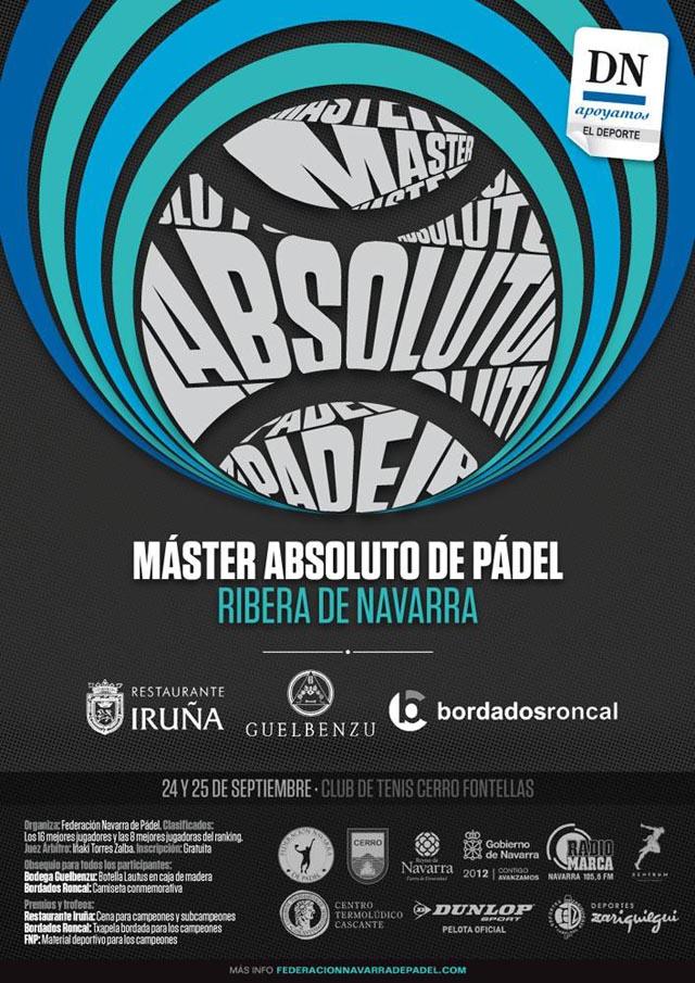 Master ribera 2011 padelgood Ribera de Navarra. Master Absoluto de Padel.