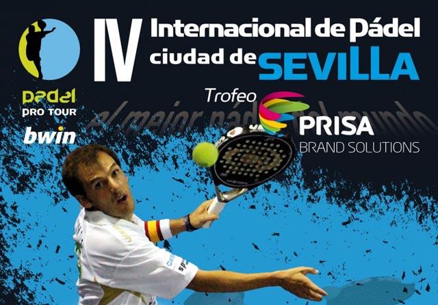 Sevilla 2011 padelgood Preparados para cuartos en el PPT de Sevilla.
