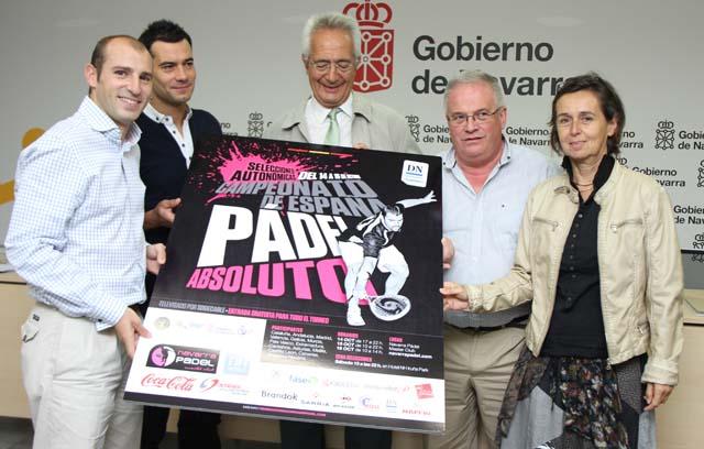 ccaa padelgood Campeonato de España por Selecciones autonómicas 2011