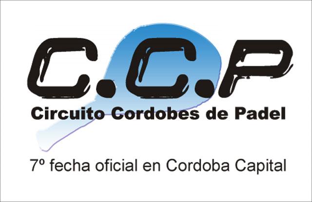 ccp padelgood 7º fecha oficial del Circuito Cordobés de Padel. Argentina.