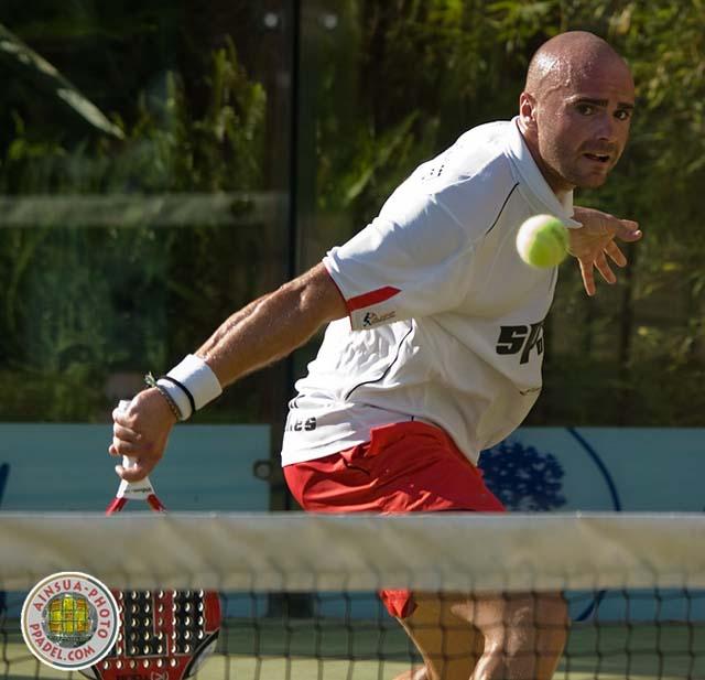 gvicario padelgood Gutiérrez Vicario, director del Club Star Vie de Collado Mediano.