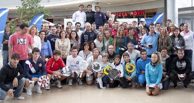sein padelgood Final del TROFEO SEIN - 5ª Prueba Circuito Navarro Absoluto de Pádel.