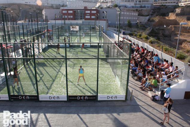 Cindy RacketClub padelgood 3 El Open de Pádel Montepicaza pone en liza a las mejores parejas de la competición.