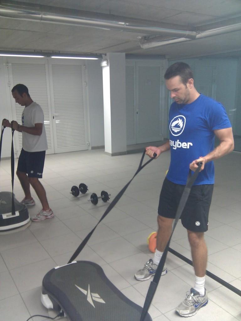 Entrenamiento Padel Padelgood Entrenamiento específico para pádel en el Club Padel Mar Dársena