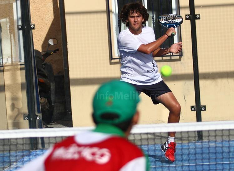 Mundial Menores InfoMelilla 2011 2 Padelgood Mundial Menores: Ya se conocen los semifinalistas del Open por parejas.