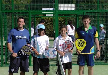 Mundial Menores Melilla Participantes Padelgood Mundial Menores: Video del Melilla Baloncesto visitando y apoyando el Mundial de menores.