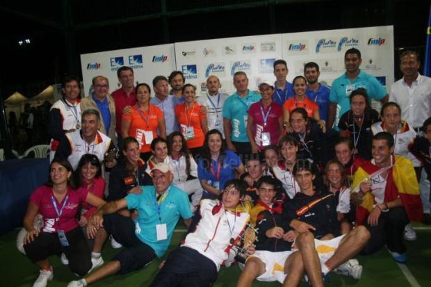 Mundial Menores voluntarios infomelilla padelgood Mundial Menores: La extraordinaria labor de los voluntarios!!