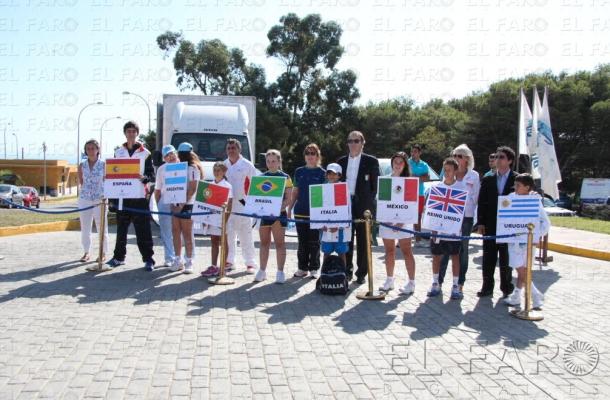 Selecciones Menores ElFaro Padelgood Mundial Menores: La 1ª jornada se salda con gran éxito.