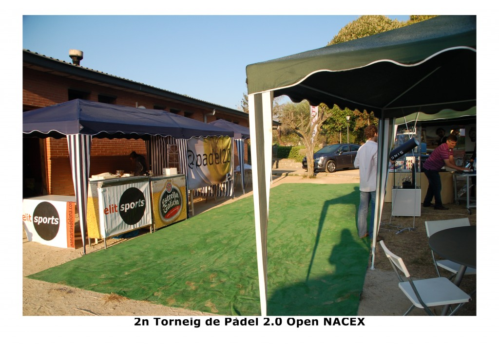 Torneo Padel 2.0 Open Nacex Village Padelgood Crónica del 2º Torneo de Pádel 2.0 Open Nacex