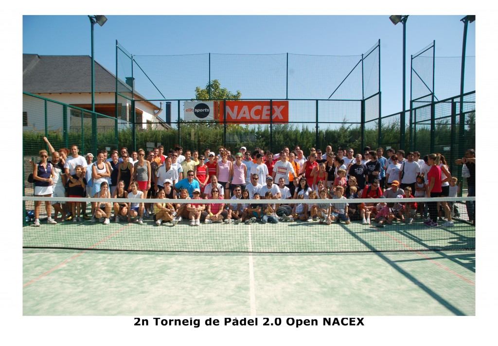 Torneo Padel 2.0 Open Nacex participantes domingo Padelgood Crónica del 2º Torneo de Pádel 2.0 Open Nacex