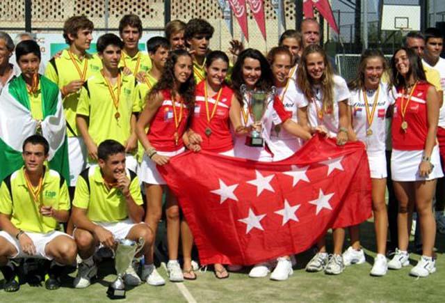cem padelgood Campeonato de España de menores por Autonomías.