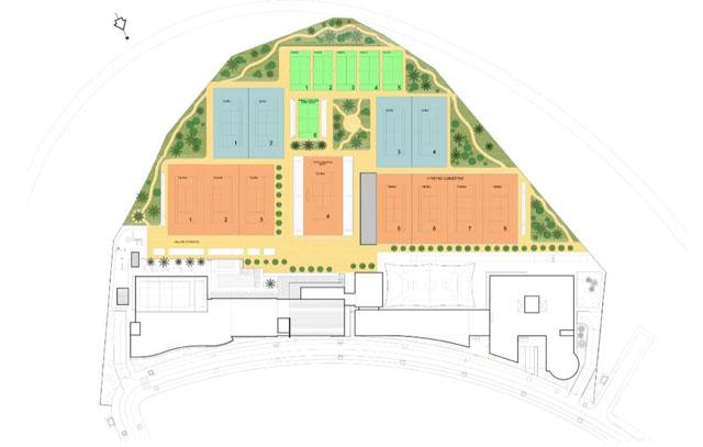 nes tennis padelgood Nes Campus Tennis Club. Nuevo centro de raqueta para Granada.