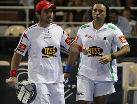 Godo Diaz Jordi Muñoz PPT Padelgood Godo Díaz y Jordi Muñoz, por primera vez en el Master de Madrid