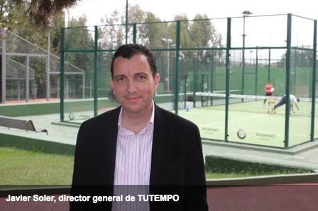 "Javier Soler Tutempo PPTValencia LoveValencia Padelgood Entrevista Javier Soler, director general ""TUTEMPO"""