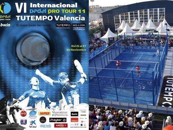 PPTValencia PPT Padelgood VI Internacionales TUTEMPO Dos a Dos, último torneo de la temporada.