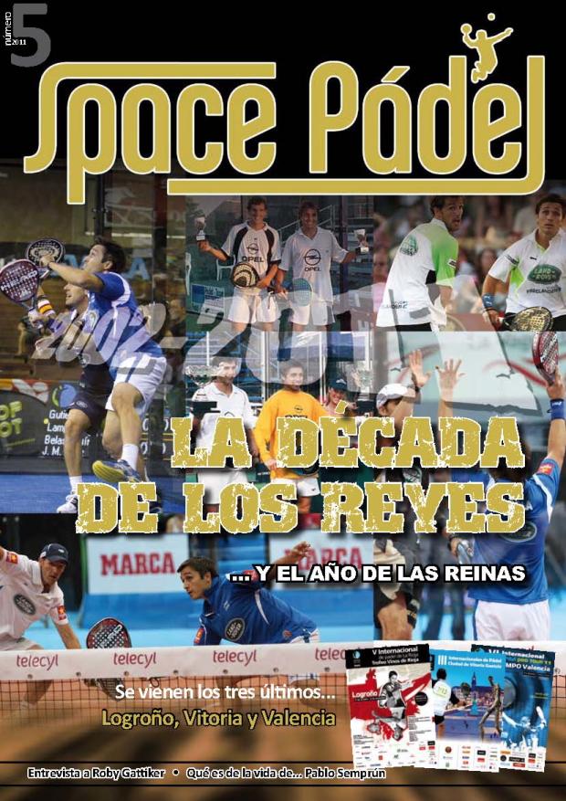 SpacePa%CC%81del 05 cubierta Padelgood Número 5 de la revista Space Pádel !!No te la pierdas!!