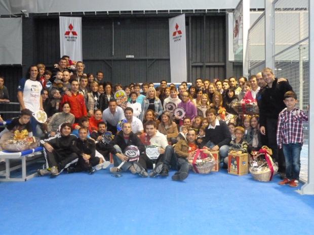 Trofeo Casa Manterola padelgood Campeones Navarros Absolutos en el Trofeo Casa Manterola