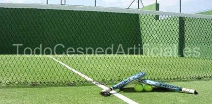 Cesped artificial verde pista La vanguardia y el mejor producto en Césped Artificial, con la empresa TodoCespedArtificial