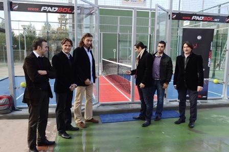 Padbol Interempresas padelgood El padbol ya es una realidad en España