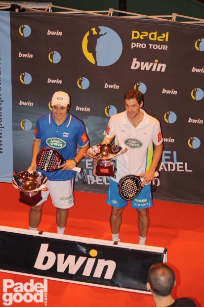 Trofeos Master2011 Padelgood PPT de Bilbao, Vitoria, Valencia y Logroño cambian de fecha