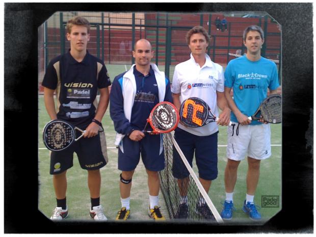 Numero 3 Entrevista y presentación de Guillermo Casal, junto a Xavi Colomina jugaran PPT 2012!!!