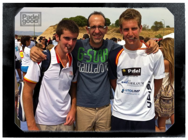 Numero 4 Entrevista y presentación de Guillermo Casal, junto a Xavi Colomina jugaran PPT 2012!!!