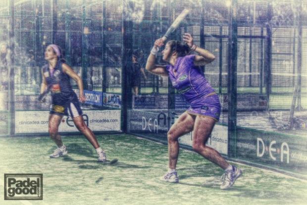 Alejandra Salazar Iciar Montes Padelgood Horarios de semifinales femeninas en el PPT Barcelona