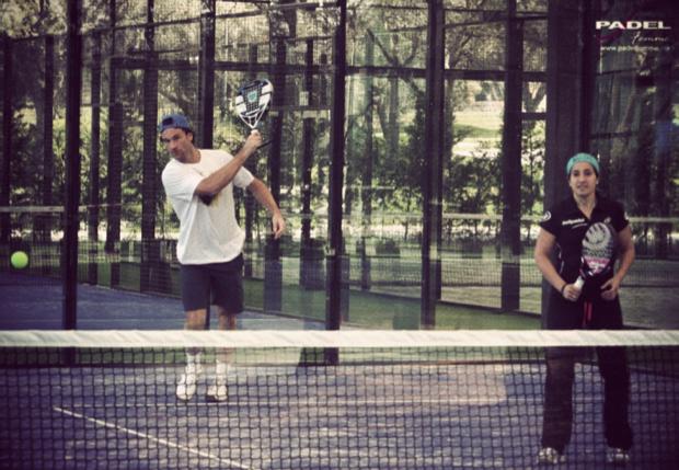 CarlosMoya IciarMontes Padelgood.jpg effected SD. Padel y Tennis Academy: Entrevista Carlos Moya e @iciarmontes por @PADELFemme