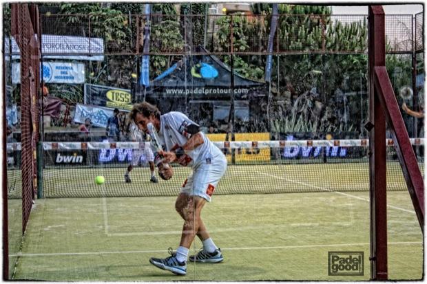 """Bebe Auguste padelgood Hernán Auguste: """"El #padel es un deporte en crecimiento continuo y no tiene techo"""""""