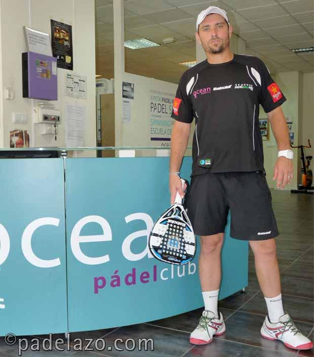 """jordi munoz 2 Jordi Muñoz:""""Nuestro objetivo es entrar en el Master"""""""