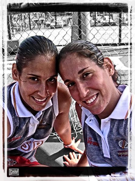 Mapi y Majo Las Gemelas Sanchez Alayeto nos relatan como fue el PPT Valladolid