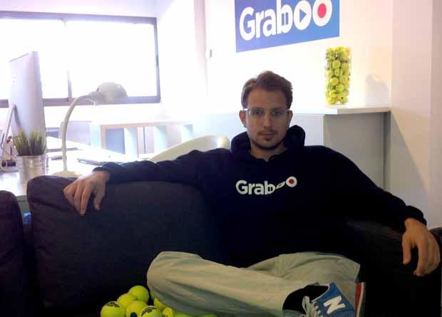 XAVI GRABOO1 Graboo. Sistemas de grabación en pistas de pádel