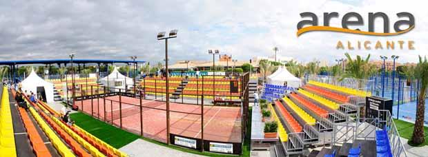 arena alicante Agotadas las entradas para viernes y sabado en el PPT de Alicante