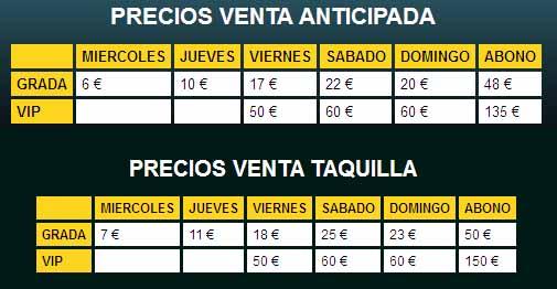 entradas gijon A la venta las entradas para el PPT de Gijón.