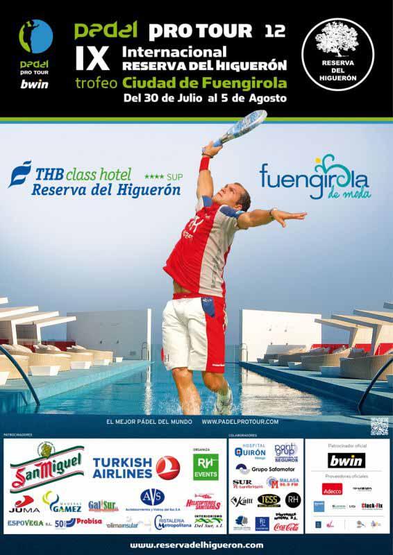 ppt fuengirola Cuadros Padel Pro Tour Fuengirola