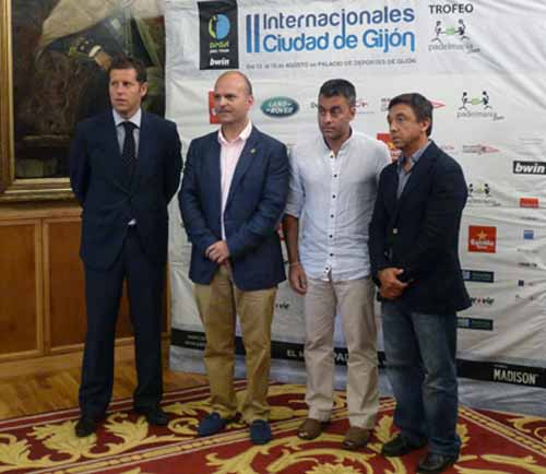 presentacion ppt gijon Presentación Oficial II Internacionales Ciudad de Gijón Trofeo Padelmanía