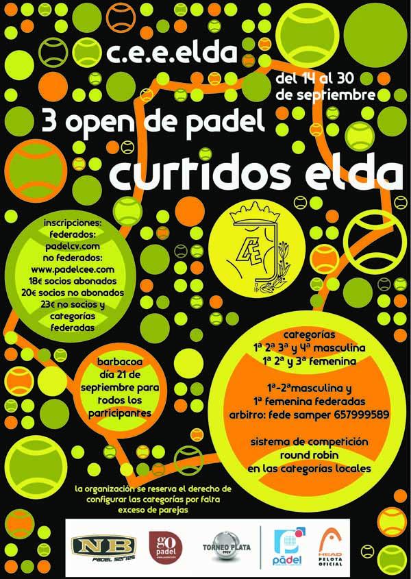 curtidos elda III open Curtidos Elda. Alicante.